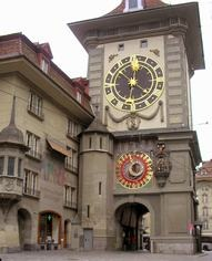 Bern-Zytglogge Tower