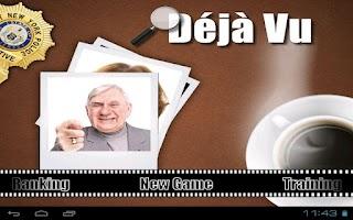 Screenshot of Déjà Vu