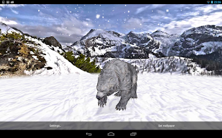 Screenshot of Pocket Bear 3D
