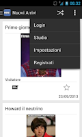Screenshot of Meme Italia