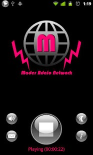 Mader Radio Network - screenshot