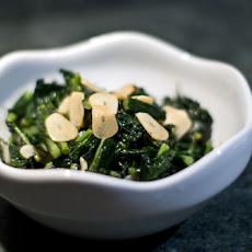 Sauteed Kale with Garlic