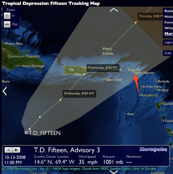 #15, Tropical Depression, 2008 _ Stormpulse _ Hurricane tracking, mapping.jpg