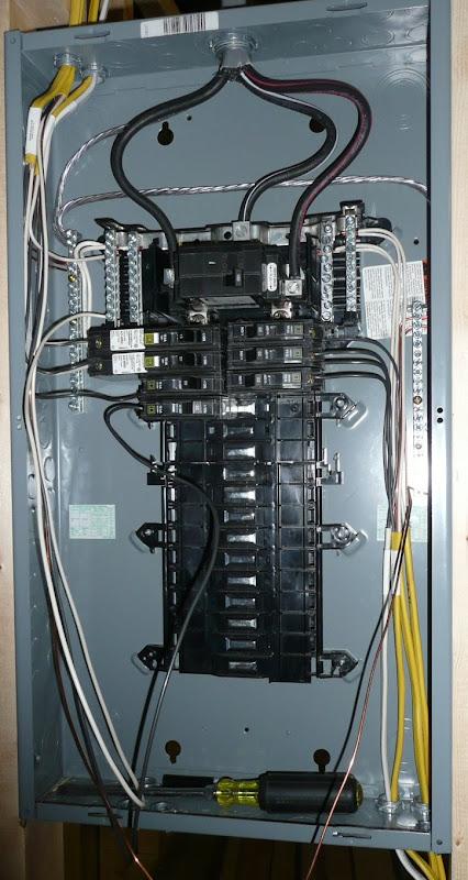 Residential Panel Wiring - Wiring Diagram Database •