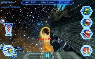 Screenshot of Star Splitter 3D