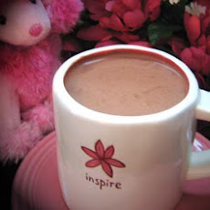 Low Fat Mexican Hot Chocolate