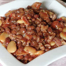 Baked Beans Don't Get Any Better Than This
