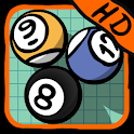 Doodle Pool HD icon