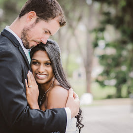 Wedding by Brad N Sky Thomson - People Couples ( #couple, #cuddle, #bride, #love, #wedding, #groom )