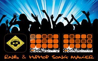 Screenshot of Hip Hop Song Maker Drum Pad