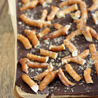 Chocolate Peanut Butter Pretzel Sticks Recipes