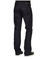 Buffalo David Bitton - Six Slim Staight in Rinse Wash (Rinse Wash) - Apparel