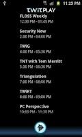 Screenshot of TWiT Play