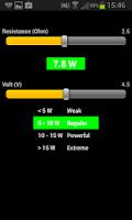 Screenshot of E-Liquid Calculator NOADS