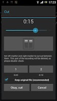 Screenshot of Tape-a-Talk Pro Voice Recorder