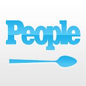 App PEOPLE CelebFood: Recipes version 2015 APK