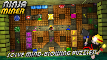 Screenshot of Ninja Miner