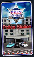 Screenshot of Police Car Parking 3D