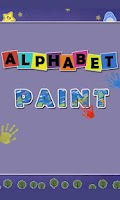 Screenshot of Alphabet Paint Lite for Kids