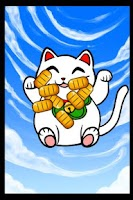 Screenshot of Lucky Cat Tap