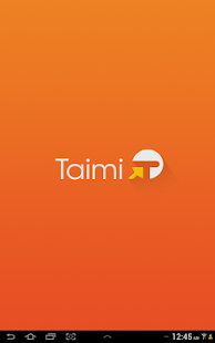 Taimi - screenshot