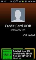 Screenshot of Smart Call Summary