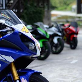 by Syafiq Zamri - Transportation Motorcycles