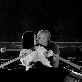 Sail the river of love by Bugarin Dejan - People Couples