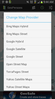 Screenshot of GeoPersons