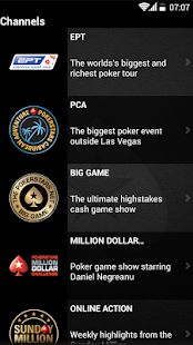download pokerstars app