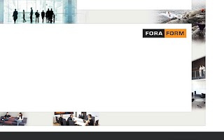 Screenshot of Fora Form