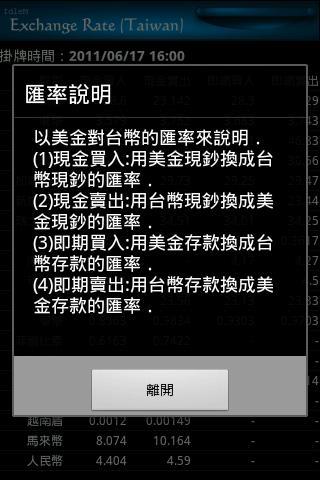 【免費財經App】台灣匯率-APP點子