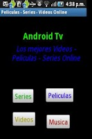 Screenshot of Peliculas-Videos-Series Online