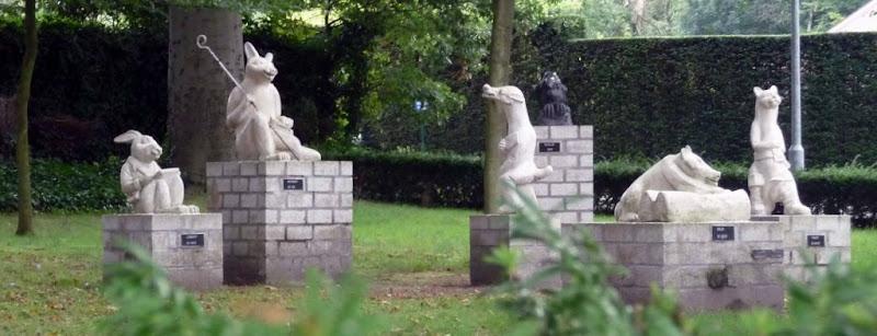 Citaten Uit Reinaert De Vos : Op verplaatsing…de grimbeertroute de legende van reinaert