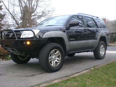 Toyota Xp 4runner   Autos Post
