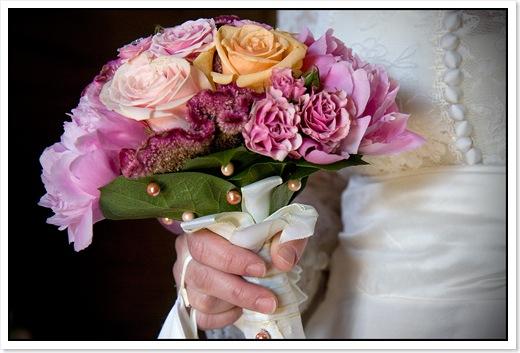 Rose-Maries och Mattias bröllop