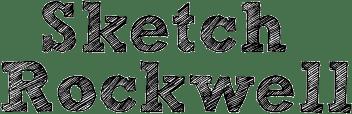 Классный рукописный шрифт Sketch Rockwell