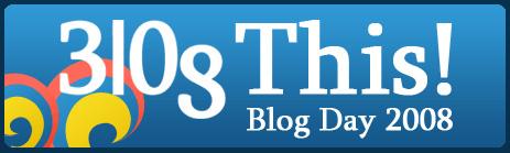 Всемирный день блоггеров Blogday 2008