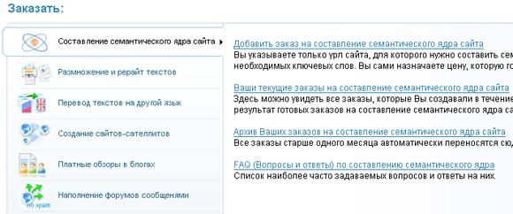 Xap.ru (TNX.net) - уникальный SEO сервис