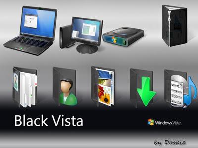 Black Vista иконки