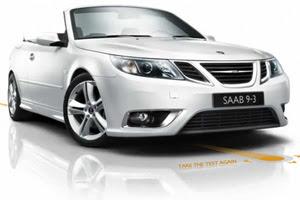 машина Saab