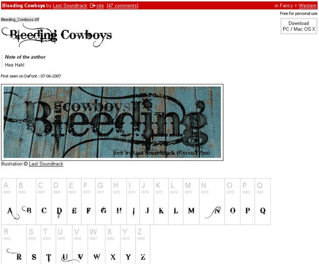 Архив классных шрифтов скачать