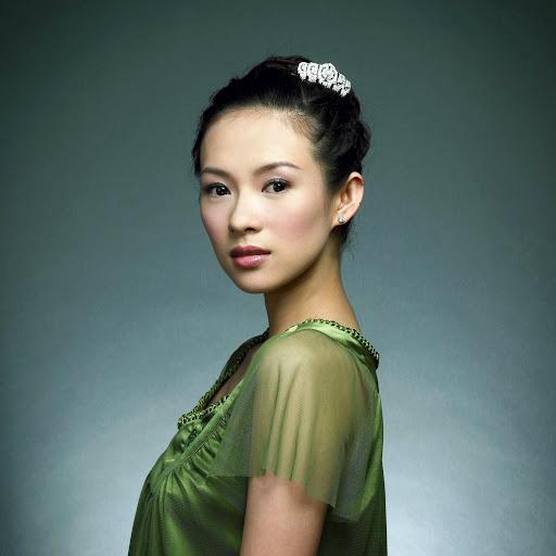 Celebrity hairstyles Ziyi Zhang 3