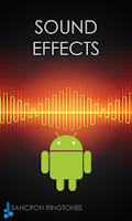 Screenshot of Funny Sound Effects Ringtones