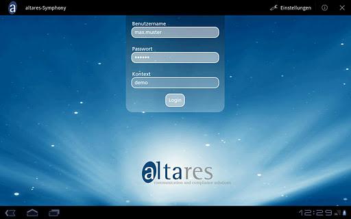 altares-Symphony