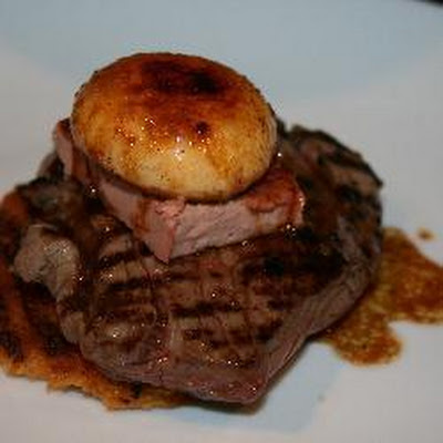 Filetto Tournedos Pave E Marsala