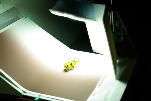 網拍的好幫手!DIY窮人的商業攝影棚燈!