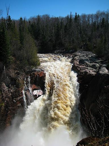 terrace bay falls