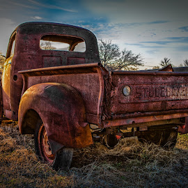 Studebaker Sunrise by Ron Meyers - Transportation Automobiles