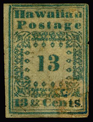 13¢ missionnaire
